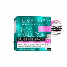 Eveline Bio Hyaluron 4D Day&Night Cream 70+ SPF8 - 50ml