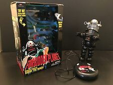 Forbidden Planet Remote Control Robby the Robot with Lights, Motion, Sounds 1999