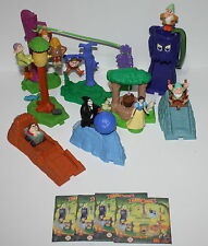 McDonald's MC DONALD'S HAPPY MEAL - 2001 Biancaneve Serie completa