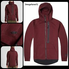 XL Mens Nike Tech Fleece Hoody Team Red Black 708095-677 NWT Track Suit Jacket