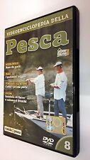 Videoenciclopedia della Pesca vol 8 DVD Corso di Pesca Sportiva Hobby & Work
