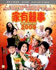 """Sandra Ng """"All's Well Ends Well 2009"""" Louis Koo HK Comedy Region  A Blu-Ray"""