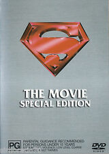 SUPERMAN THE MOVIE Special Edition DVD R4