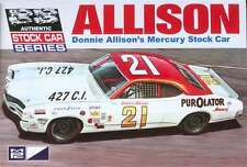 MPC Model Kits 1:25 1971 Mercury Cyclone Stock Car D Allison Model Kit MPC796
