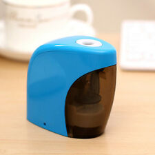 Electric Pencil Sharpener Automatic Touch Switch Home School Classroom Office