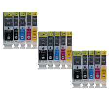 15x CompatiblePGI-5 CLI-8 Ink for PIXMA iP4200/4300/4500/5200 MP500/530 Pro9000