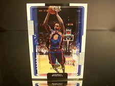 Rare Latrell Sprewell Upper Deck 2001 Card #110 New York Knicks NBA Basketball