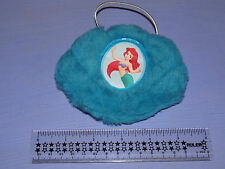 DISNEY PRINCESS LITTLE MERMAID PURSE WITH VELCRO FASTENING MCDONALD'S TOY 2004