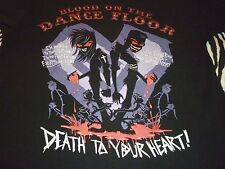 Blood On The Dance Floor Shirt ( Used Size L ) Good Condition!!!