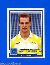 FOOTBALL 94 BELGIO Panini-Figurina -Sticker n. 121 - CLAESSENS - R.C.GENK -New