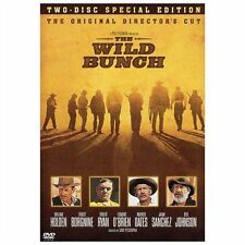 The Wild Bunch (DVD, 2013, 2-Disc Set) BRAND NEW SEALED