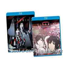 Knights of Sidonia: Complete Anime TV Series Seasons 1 & 2 Box/BluRay Sets NEW!