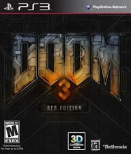Doom 3 Bfg Edition With Poster (Bethesda Softworks) (ps3bet17108)