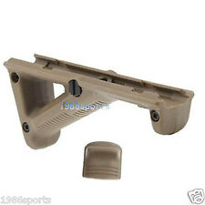 """Angled Foregrip 4.75"""" Front Hand Guard Front Grip for Picatinny Quad Rail #01"""