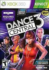 Used Complete Dance Central 3 (Microsoft Xbox 360, 2012) Free Shipping!