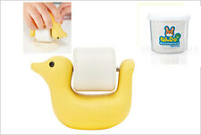 Nen Do Bird Roller Safety Play Tool Toy Wheat Flour Clay Japan free Shipping
