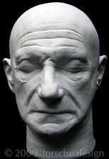 Jonathan Harris Life Mask:Dr. Smith, Lost in Space, Space Academy TV Series.