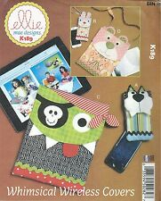 Kwik Sew 189 Electronic Device Cases  Craft Sewing Pattern