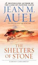 The Shelters of Stone (Earth's Children, Book 5) by Auel, Jean M.