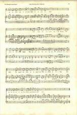 1852 Words And Music To The Woodland Stream 2 Long Departed Friends 1