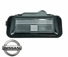 Nissan Genuine Car External Number Licence Plate Lamp Light Right O/S 26510BM405