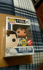 Superman (White Lantern) (Glow in the Dark) Funko Pop With Pop Protector