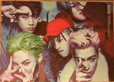 BIGBANG MADE FULL ALBUM POSTER / 2SIDE POSTER  - POSTER ONLY  KPOP