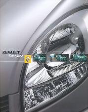 Prospekt Renault Kangoo 2003 Autoprospekt Frankreich 4 03 brochure PKWs Auto