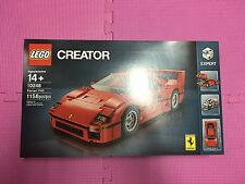 New LEGO Creator F40 Ferrari 10248 - Ready To Ship