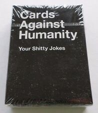 NEW Cards Against Humanity Your Sh*tty Jokes Pack Expansion Set Sealed 50 Cards