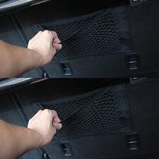 40*25 cm Rangement Filet de Siège Double Nylon Tressé Back Seat Net Mesh Voiture