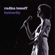 """Toneff, Radka""-Butterfly  CD NEU"