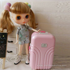 YOSD MSD BJD Dollfie DOD Blythe American Girl Doll Luggage Travel Suitcase trunk