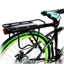 New Bike Rear Rack Carry Holder Seatpost Mount Quick Release Cargo Racks Stand