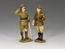 FW228 General Melchett & Captain Darling by King and Country