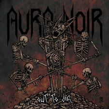 "AURA NOIR ""OUT TO DIE"" VINYL LP REISSUE NEW"