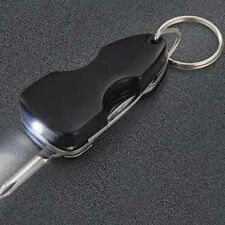 J27-swiss army mettalic multi-function key chain with torch