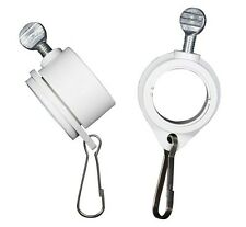 Valley Forge 28219 Flag Mounting Rings for 1 Inch Pole, Set of 2