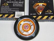 2 PEZZI KICKBOARD RUOTE ALLUMINIO 110 mm MONOPATTINO SCOOTER AUTO DI BOBBY CORSE