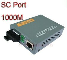 10/100/1000Mbps Gigabit ethernet to fiber optic media converter HTB-GS-03 /1 PCS