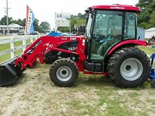 New TYM Cabin tractor and Skid Steer Loader