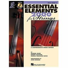 Essential Elements for Strings Bk. 2 by Michael Allen, Robert Gillespie and...