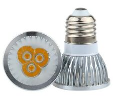 Cree/Epistar 9W 12W 15W MR16 GU10 E27 LED Spot Light Lamp Warm Cool White Bulb