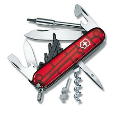 VRAI COUTEAU SUISSE VICTORINOX CYBER TOOL CYBERTOOL 29 OUTILS NEUF 1.7605.T
