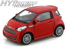 WELLY 1:24 ASTON MARTIN CYGNET  DIE-CAST RED 24028