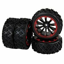 SkyQ 1/10 Scale On Road RC Tires and Rims 1/16 RC Off Road Cars Rally Car Sale