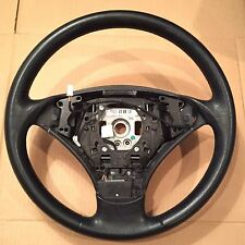 04-08 E60 BMW OEM Steering Wheel