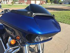 Harley Davidson Road Glide windshield deletes / accents 2015 and up 2016