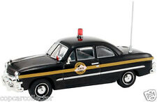 First Response 1/43 Kentucky State Police 1950 Ford - Great 4 Model Trains