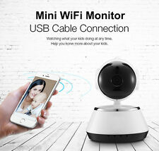 Smart WiFi CMOS IP Camera ONVIF Home Security 720P Night Vision Motion Detection